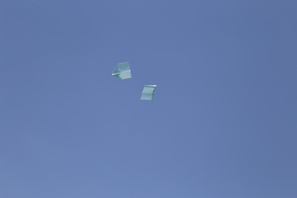 放飞梦想 ——记初一年级折纸飞机比赛